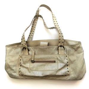 Nordstrom Vintage Genuine Leather Shoulder Bag